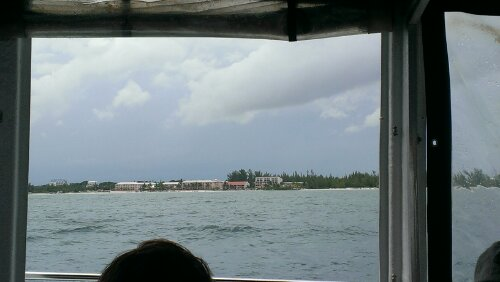 Hotel from Boat