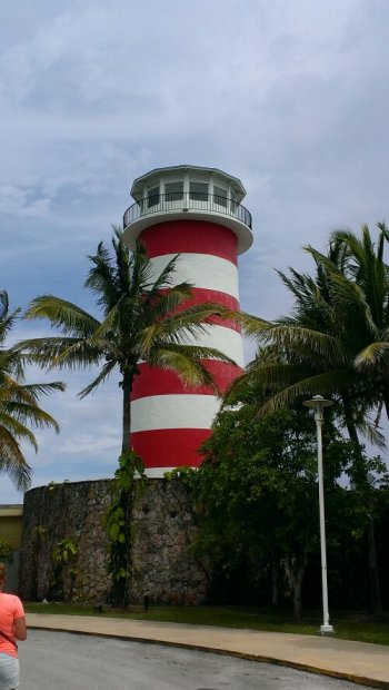 Lucaya Lighthouse